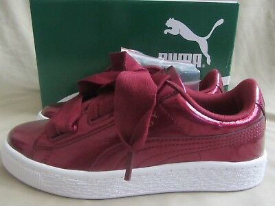 Puma Basket Heart Glam Sneakers Youth