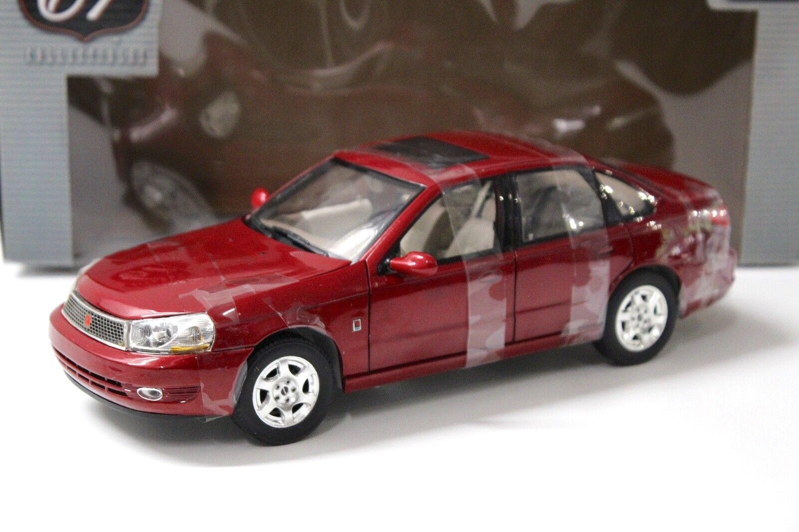 1 18 Highway 61 Saturn l300 Sport Sedan rouge New chez Premium-modelcars