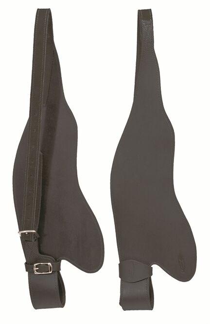 Fender von Barefoot mit schmaler Aufhängung schwarz