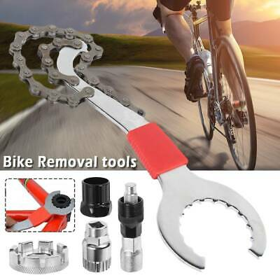 1PC Bicycle Bike Freewheel Chain Whip Cog Cassette Sprocket Remover Breaker Tool