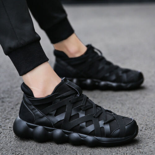 Men/'s Lightweight Breathable Running Tennis Sneakers Casual Walking Shoes