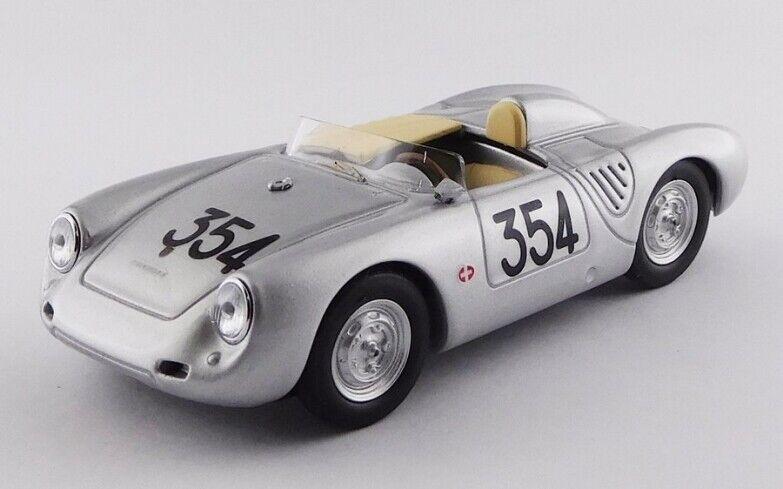 Best model bes9737-porsche 550 rs mille miglia - 1957 1 43