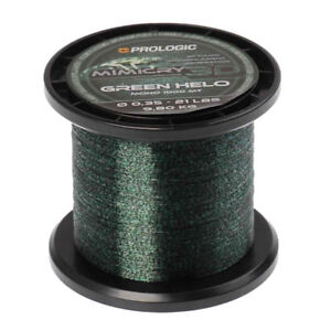 Prologic-Mimicry-Green-Helo-Line-1000m-NEW-Fishing-Camo-Mainline-All-Types