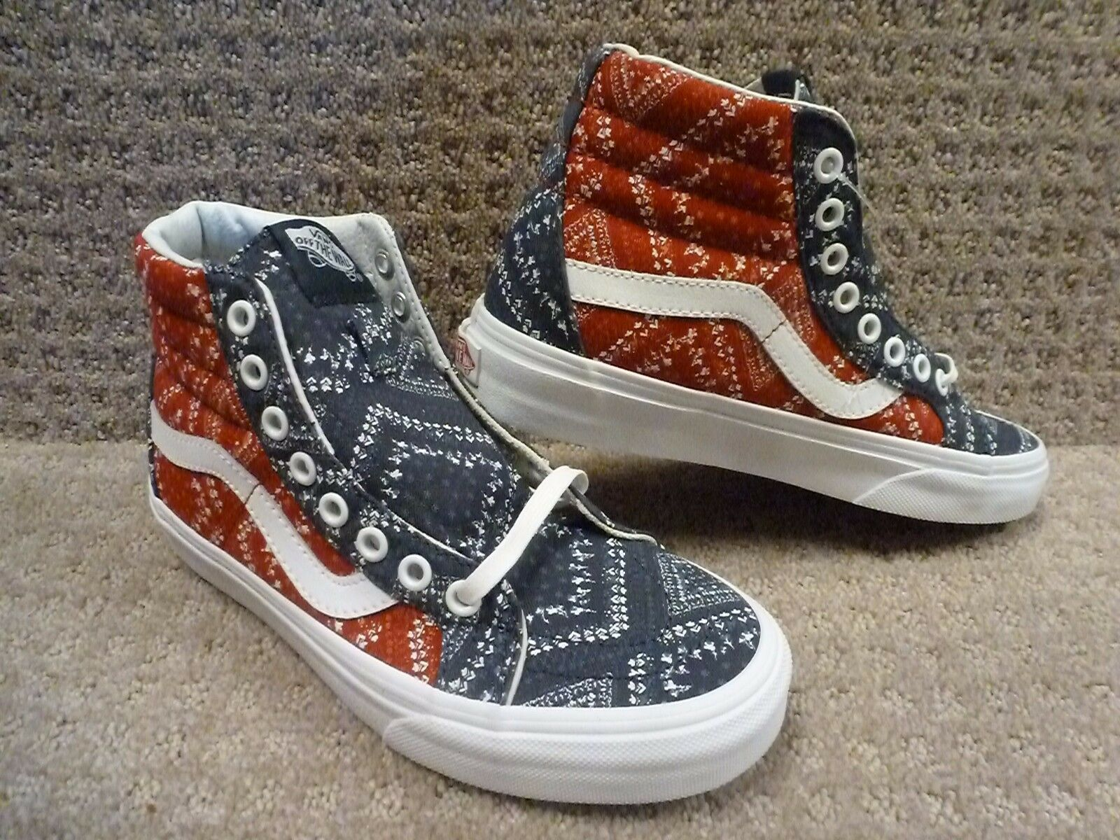 Vans Men's Shoes Chili