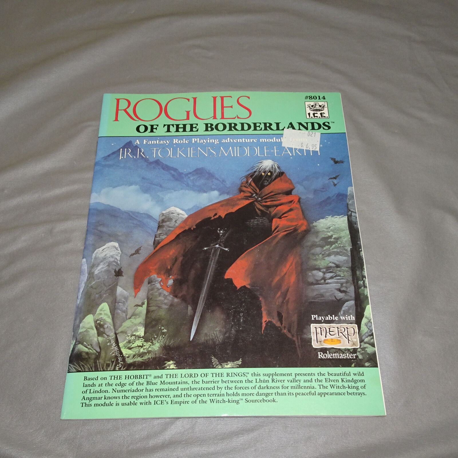 vendita online risparmia il 70% ROGUES OF THE BORDERLeS  MIDDLE-EARTH  8014  I.C.E. I.C.E. I.C.E. merp - 1990  solo per te