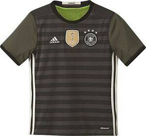 best supplier uk cheap sale release date: Details zu adidas offizielles DFB Trikot Auswärts Kinder EM 2016, AA0114
