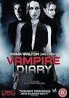 Vampire Diary (DVD, 2008)