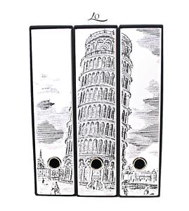 LOSTIVALE-1000101-SET-3-RACCOGLITORI-AD-ANELLI-PISA-DORSO-8-MECCANISMO-A-LEVA