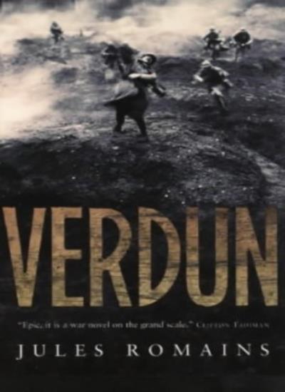 Verdun (Prion Lost Treasures) By Jules Romains, Gerard Hopkins