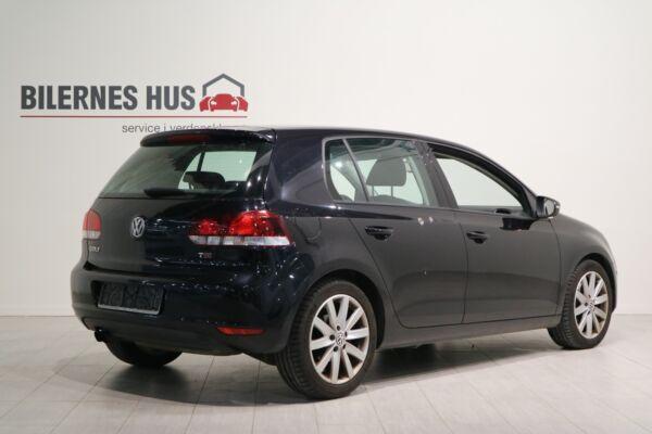 VW Golf VI 1,4 TSi 160 Highline - billede 1