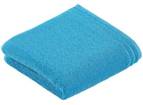 100 x 150 Vossen Badetuch Calypso Feeling557 turquoise