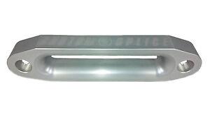 Silver Custom Splice 10inch Double Thick Fairlead