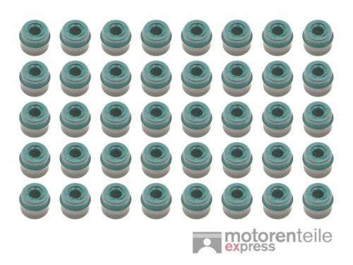 1919533 40 Ventilschaftdichtung Satz Goetze 6mm AUDI A6 A8 R8 PORSCHE VW