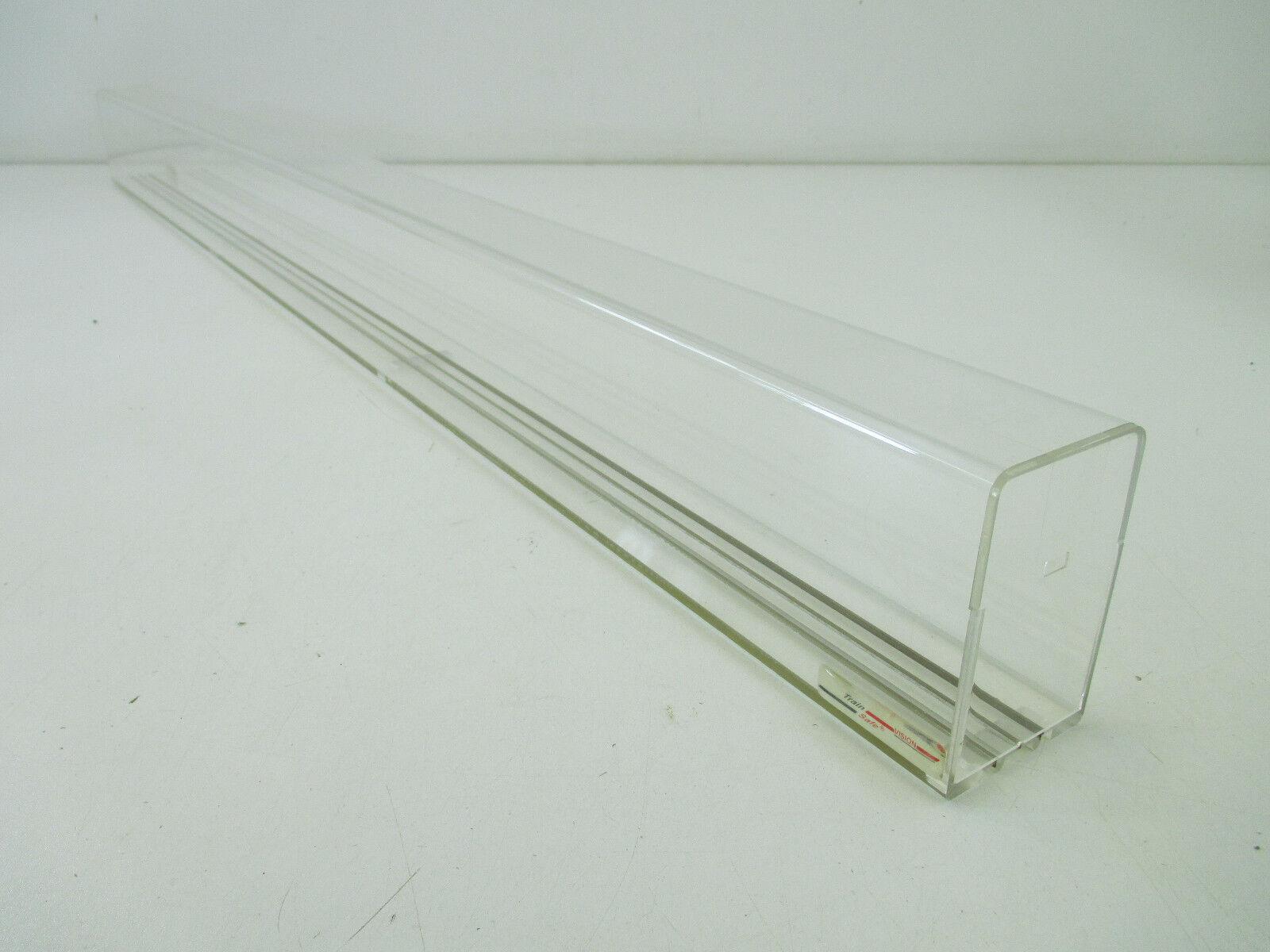 Train-Safe-Vision Trail h0 100 cm long Plexiglas Tube Passable by fw1444