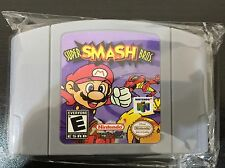 Super Smash Bros N64 *Fast/FREE Shipping* *Cleaned And Working* Read desc USA