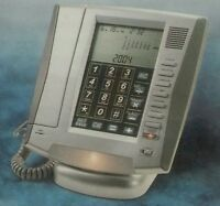 Innovage Products Caller Id Lcd Touch-panel Phone Calendar Calculator Light