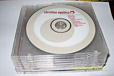 (8) CDs, BRITNEY SPEARS,CHRISTINA AGUILERA,JESSICA SIMPSON,MARIAH CAREY,NEWSTORY