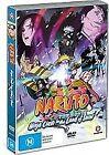 Naruto - The Movie - Ninja Clash In The Land Of Snow (DVD, 2007)