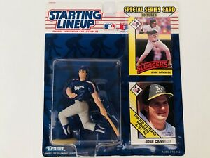 1993-STARTING-LINEUP-SLU-JOSE-CANSECO-TEXAS-RANGERS-Figure-And-Cards