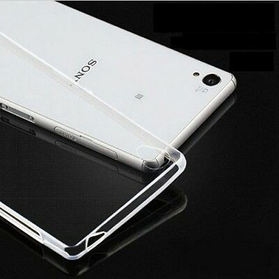 Transparent TPU Silicone Gel Soft Case Skin Cover For Sony Xperia series Hot top
