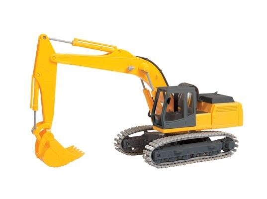 Walthers 11005 scenemaster kit tracked Excavator