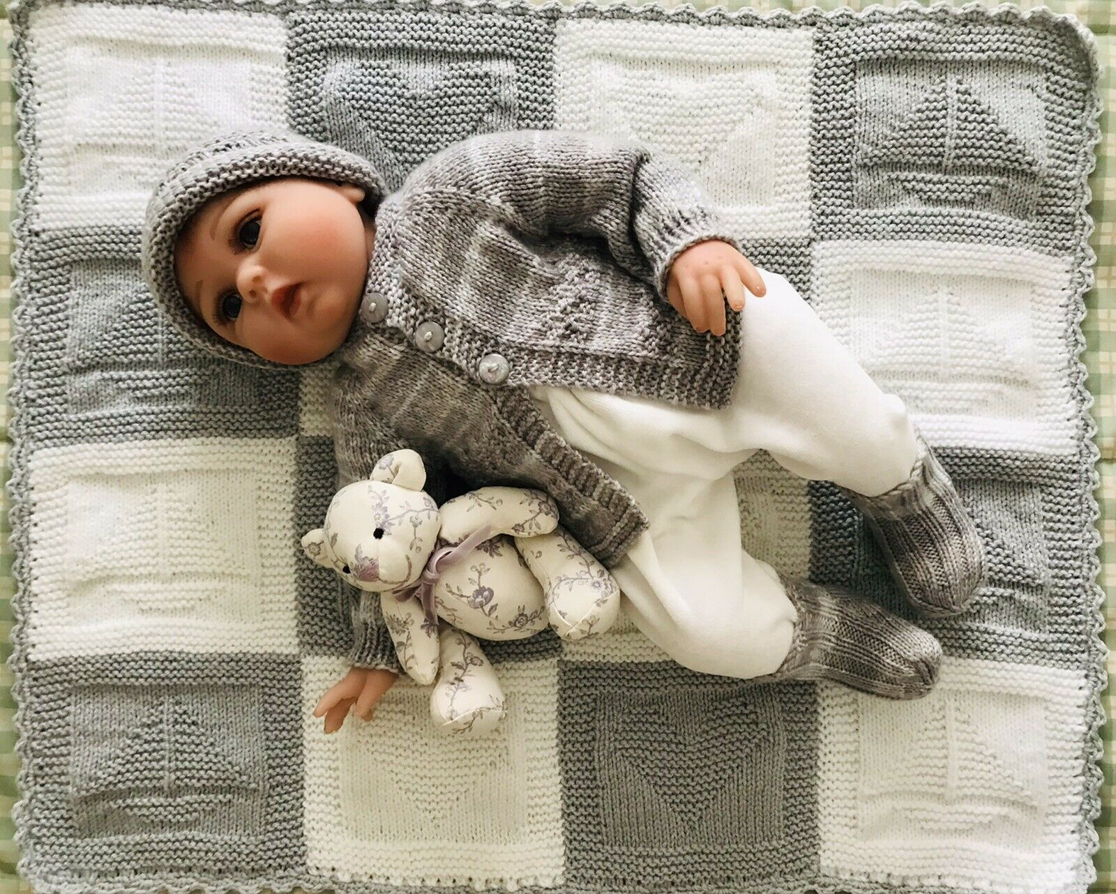 """NEW 20"""" Reborn Baby Doll With A Soft Body And Vinyl Limbs. Girl Or Boy"""