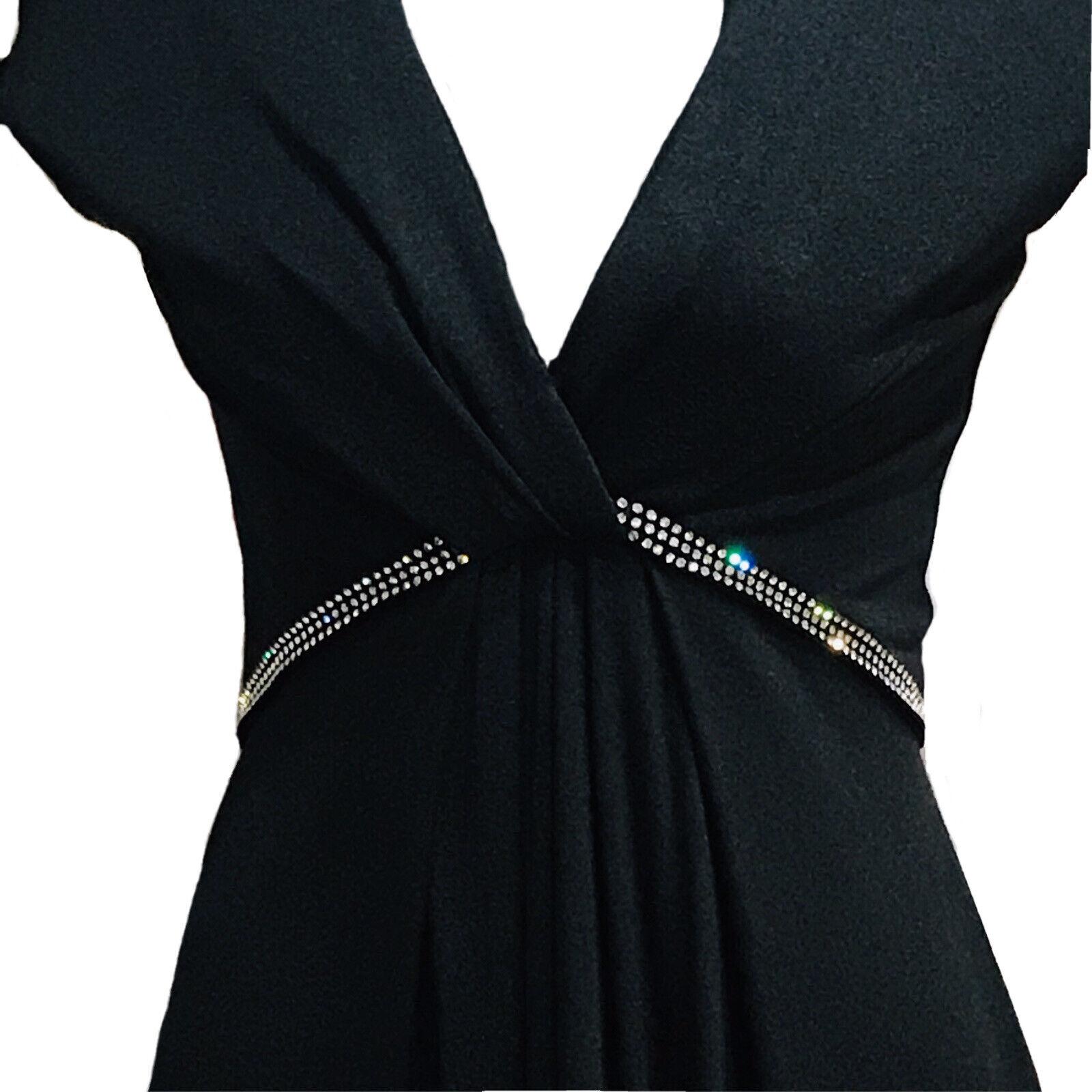 Vintage Luis Estevez Dress Eva Gabor Look Label B… - image 11