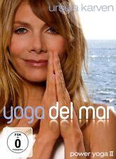 """URSULA KARVEN """"YOGA DEL MAR POWER YOGA II"""" DVD NEU"""