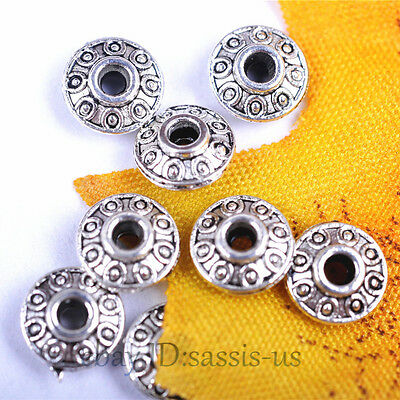 100pcs 22mm Charms Angel Wing Spacer Bead Tibet Silver DIY Jewelry Pendant A7407
