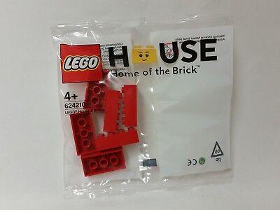 Lego ® 624210 Polybag-casa 6 tijolos-casa do Tijolo-Novo!! Muito Raro