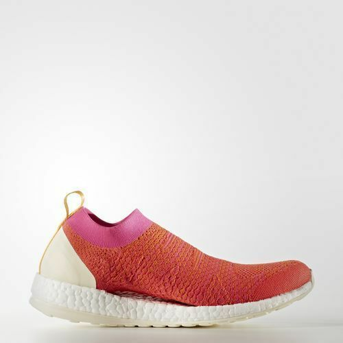 [adidas. corsa by1969 donne puro slancio x stella mccartney rosso corsa [adidas. sz 5 - 8 475c1e