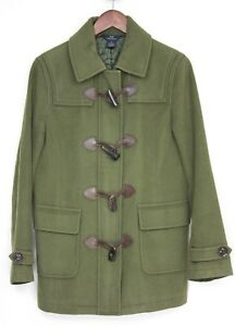 Brooks-Brothers-Wool-Cashmere-Duffle-Coat-6-Green-Horn-Toggle-Button-Duffel
