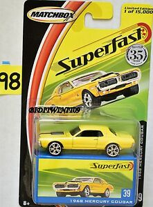 MATCHBOX-2004-35YRS-SUPERFAST-1968-MERCURY-COUGAR-39