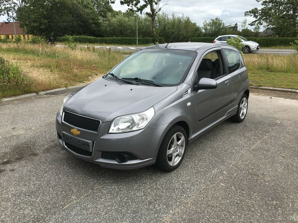 Chevrolet Aveo, 1,2 Base, Benzin