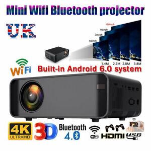 WiFi-4K-3D-HD-1080P-LED-Projector-Mini-Home-Cinema-Bluetooth-AV-VGA-HDMI-Audio