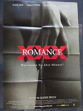 ROMANCE - Filmplakat A1 - Caroline Ducey - Catherine Breillat - SEX EROTIK