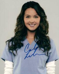 Camilla Luddington signed 8x10 Photo pic autographed Picture with COA