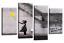 BANKSY-Art-Picture-Yellow-Balloon-Girl-Hope-Print-Love-Peace-Wall-Canvas thumbnail 3