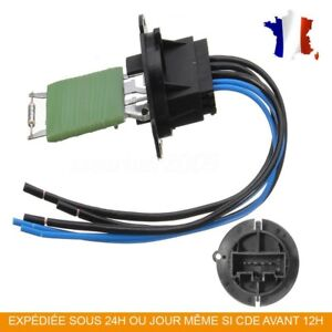 peugeot 307 chauffage ventilateur contr le r sistance cable et broche 6450jp ebay. Black Bedroom Furniture Sets. Home Design Ideas