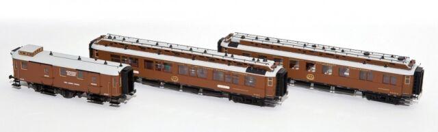 HS Hobbytrain 44015 Wagenset CIWL  Wien-Nizza-Cannes-Express   Ep.II HO