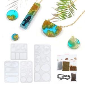 Schimmel-aus-Resin-Silicon-Mould-Werkzeuge-zur-Herstellung-von-Schmuck-UV-Epoxy