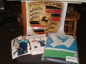 M L Logo Porsche Driver's USA Shirt Euro Performance Selectie Design Polo Ir88qxv7fw