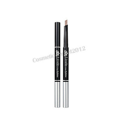 Lioele Auto Eyebrow 0.25g #1 Natural Brown Free gifts