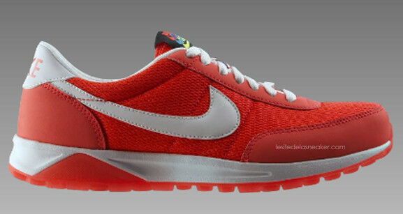 Men Nike Oldham Trainer Sneaker Neu NEW Gr:41 US:8 Solar-Red Alltag Freizeit