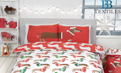 Up to 20% Off Festive Christmas Bedding