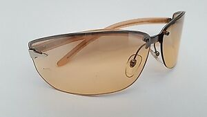 Details about PERSOL SUNGLASSES 2166-S 539/7F AMBER 100% U V  PROTECTION -  GRAB A BARGAIN! P24