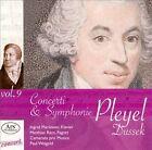 Concerti & Symphonie, Vol. 9: Pleyel, Dussek (CD, Sep-2012, Ars Produktion)