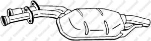 Mittelschalldämpfer für Abgasanlage BOSAL 175-005
