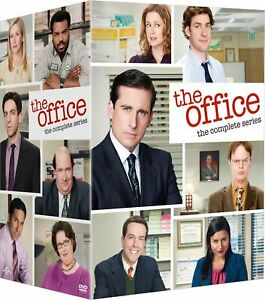 The Office Complete Series Season 1 2 3