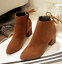 Women-039-s-Autumn-Winter-Short-Boot-High-Heel-Shoes-Warm-Martin-Boots-Plus-Size miniature 8